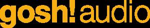 gosh_audio_logo_orange